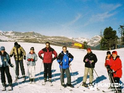 Esquí Baqueira; Senderismo gratis; Free trekking